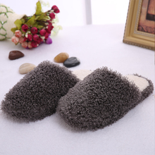 pedicure bead plain slippers for wholesale