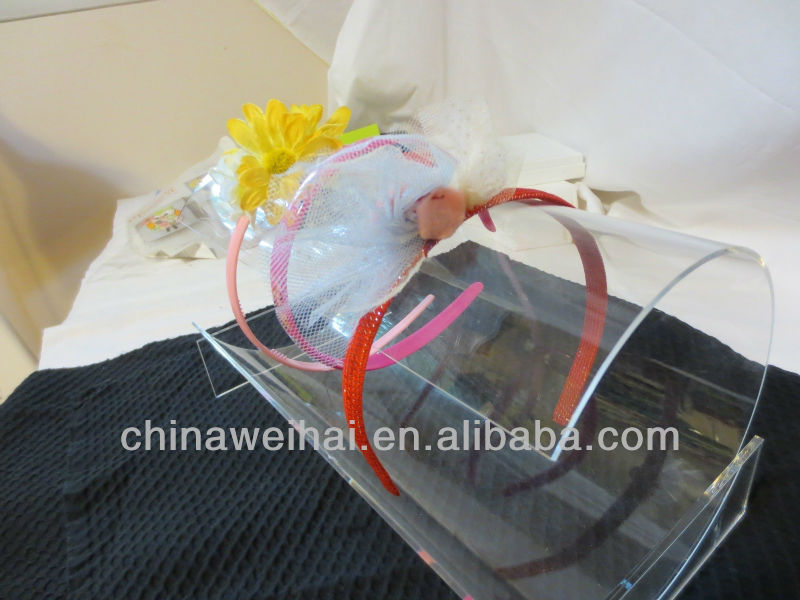 CLEAR ACRYLIC MOBILE PHONE HOLDER