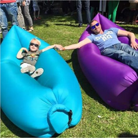 2016/2017 Outdoor Couch Sleeping Inflatable Lounger/Lamzac Inflatable Bed Air Sleep/Hot Hamzac lounge Sleeping Air bag