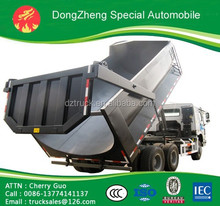 heavy duty Sinotruk 25cbm U-shaped dumper