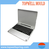 Customize high precision new laptop shell plastic injection mold in Shenzhen
