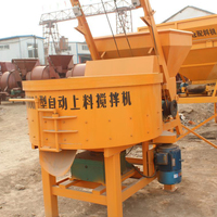 Trade assurance supplier concrete pan mixer for sale in Dubai