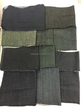 STOCKLOT Mixed color with/non spandex denim fabric 10 OZ 50000 Meters