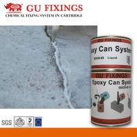 High bonding sealant for concrete joints two component