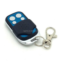 4 channel garage door remote control with key chian,gate duplicator 433/315mhz remote control