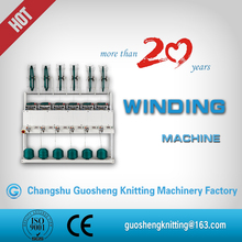 Factory Price New Style Winder Machine For Acrylic Fibers Auto Cone Winding Machine