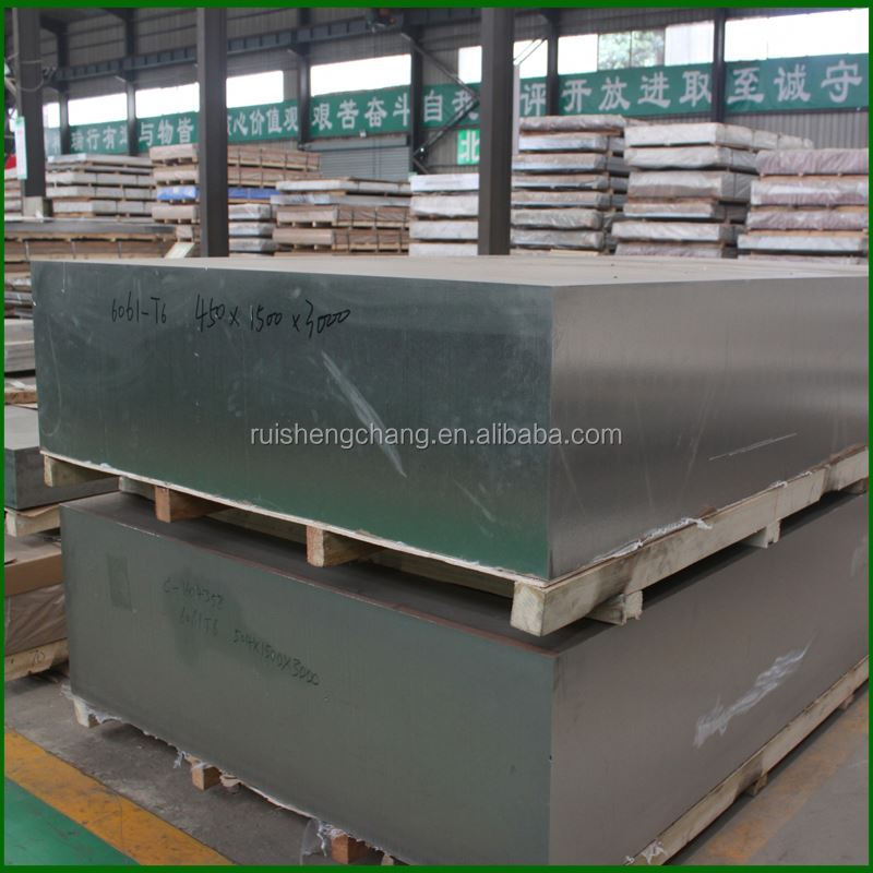 aluminium 7075-T651 distribute aluminium troughed sheets for ordnance industries