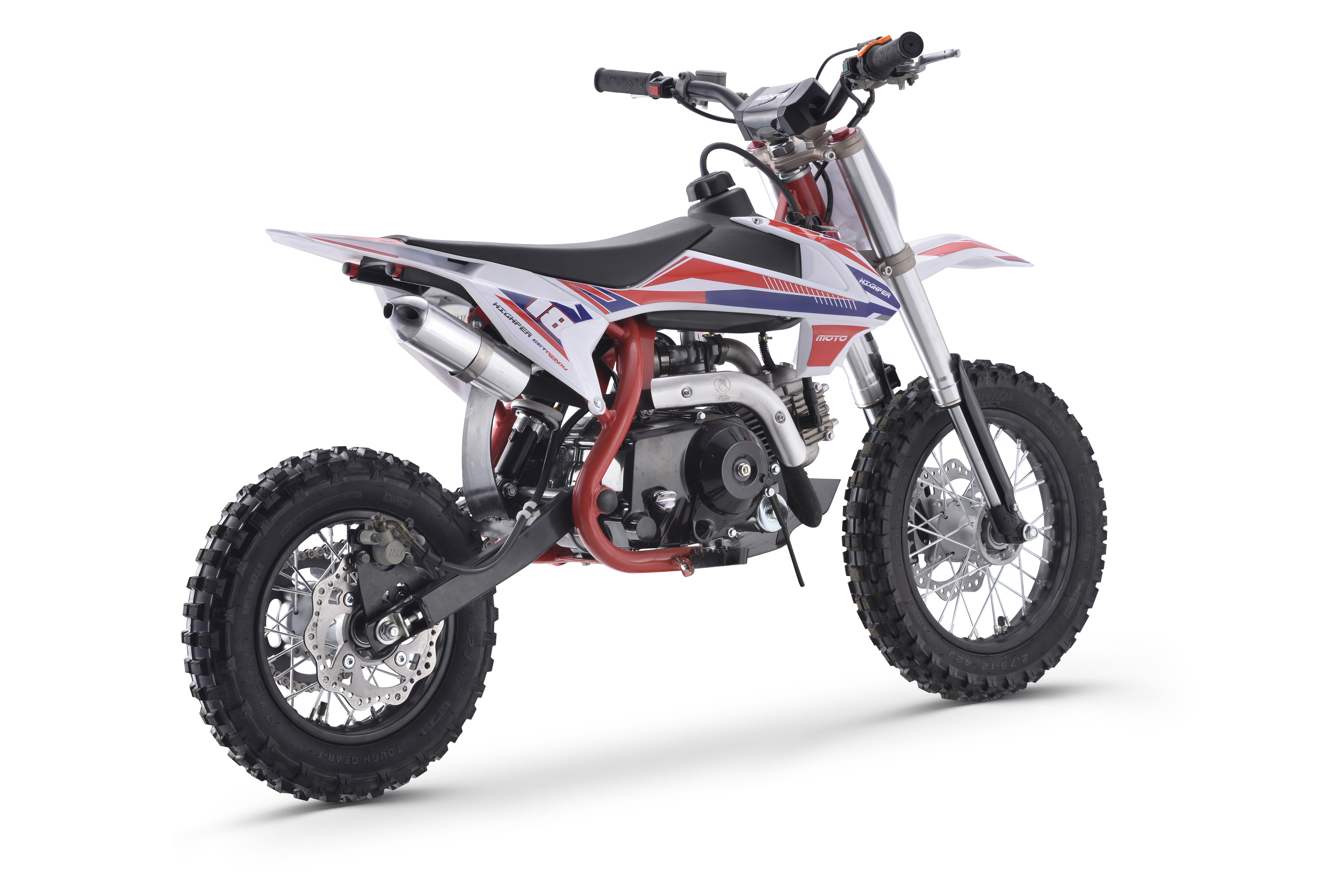 2019 New 70cc 4 stroke gas powered dirt bike (DBK12)