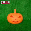 New design glowing pumpkin lights plastic led light ball pumpkin light