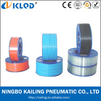 Polyurethane Material PU Pipes Blue Color