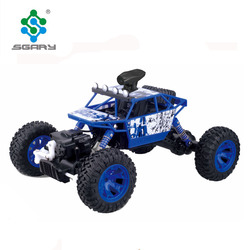 Remote Control toys 4WD RC Car with Camera Wifi FPV Real Time video 1:18 2.4G Off-Road RC Climbing Car