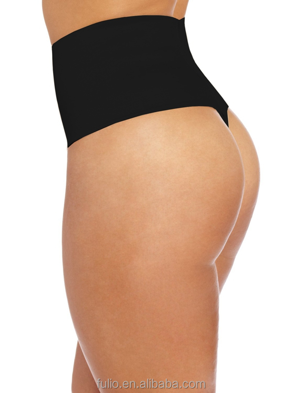 women open hip high waist butt lifter body shaper panty