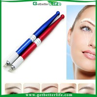 2015 getbetterlife eyebrow makeup pencil for permanent tattoo/3d eyebrow tattoo/tattoo microblade eyebrow