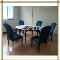 banquet tables and chairs/ hotel table and chairs