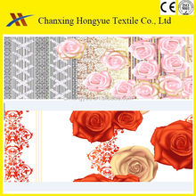 Wholesale Price Polyester fabric for making bed sheet fabric to Mexico bedding market