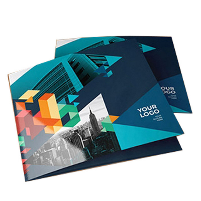 Customized Magazine Printing ,Paper Brochure , Folding Booklet