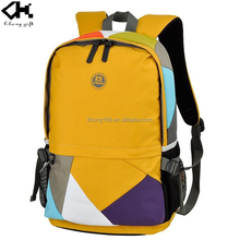 2015 Hot New 600D Oxford School Backpacks For High School Student