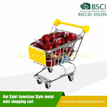 Hot sale kid toy mini shopping cart Mini-02