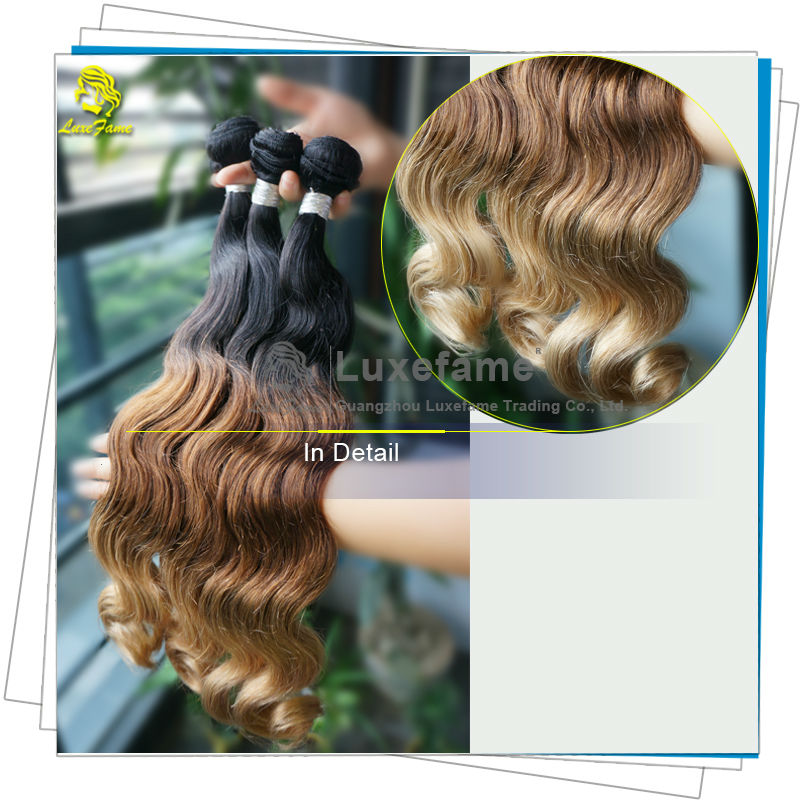 So beautiful cheap ombre hair extension touch soft long-lasting high feedback