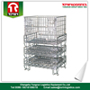 Foldable storage metal cage fence panels for sell