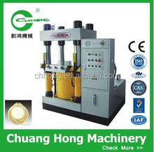 Semi-auto/ Automatic Hydraulic Metal Medal Press Machine with One package Service