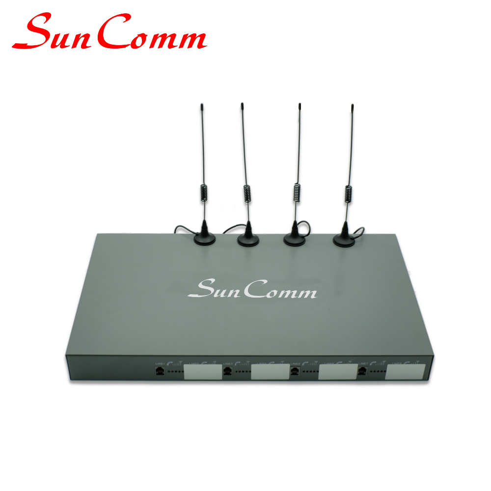 SCG-4Q-3G 3G WCDMA Fixed Wireless Mobile Terminal with 4 channels