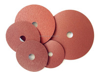 aluminium oxide fiber sanding disc for ship boat & metal