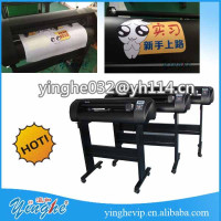 For Cutting Color PVC Vinyl Stickers Computer sticker cutting plotter YH-1360