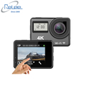 2018 Remote Control touch screen Camera wifi 4k Underwater Action camera