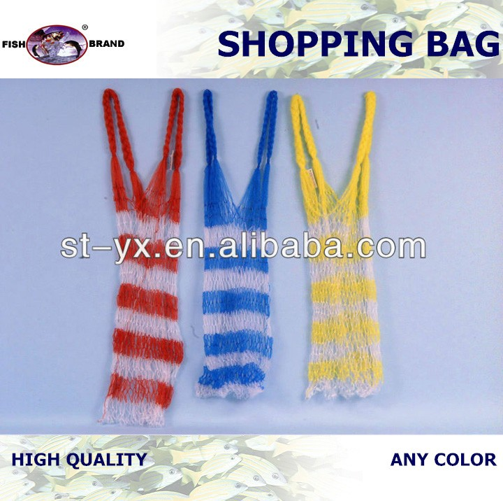 whole sales pp shopping net bag