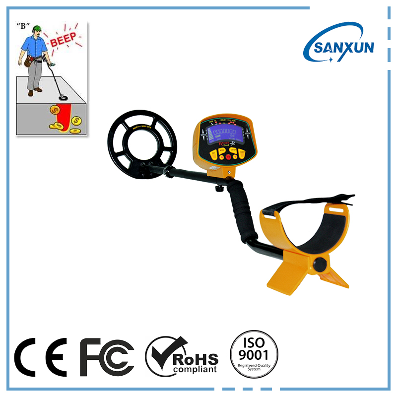 Best selling products gold king metal detector