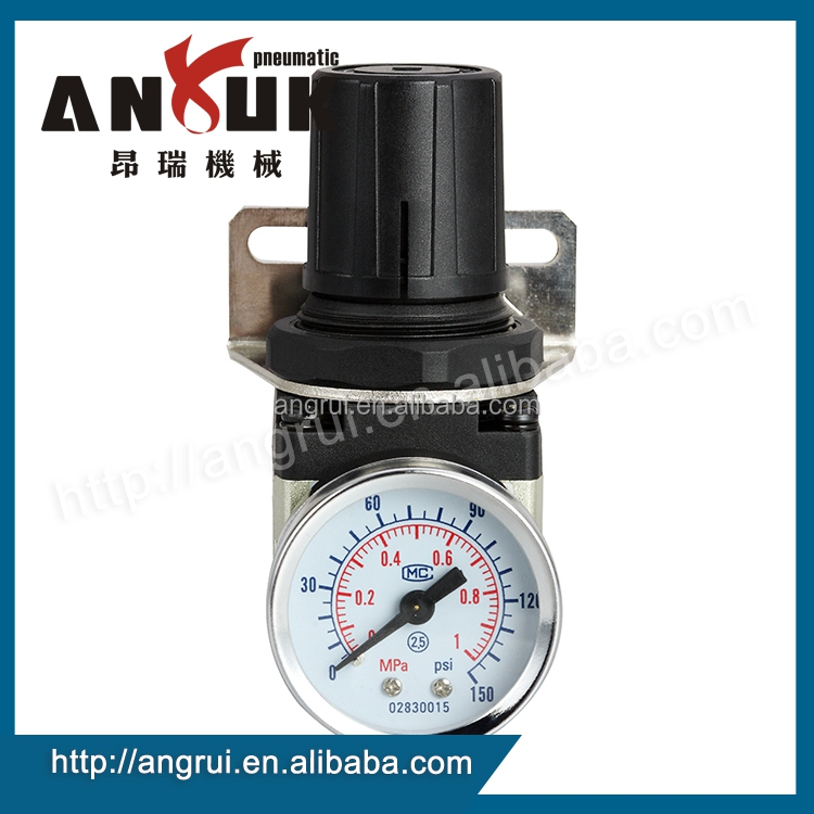 pneumatic component high pressure air filter regulator