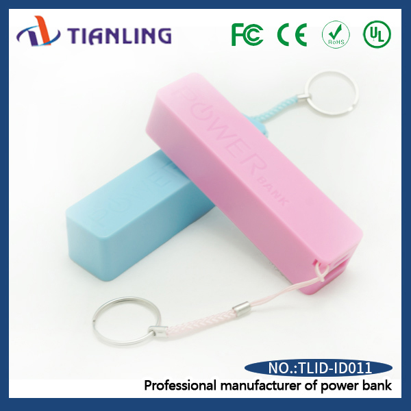 Fashion high quality mobile phone power bank