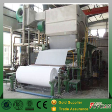paper production line small toilet paper making machine