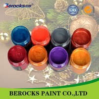 acrylic paint premium odorless metal paint/ paint market for metal