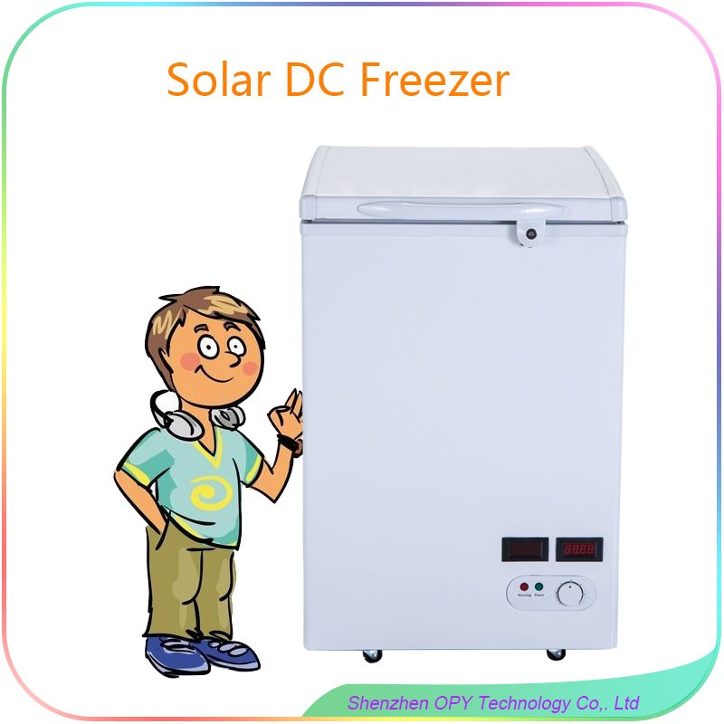 100 L dc 12 volt refrigerator chest freezer <strong>r134a</strong>