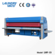 Commercial laundry ironer Flat press machine Electric ironing machinery