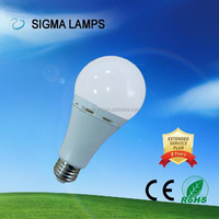 SIGMA GFC TYPE HIGH LM AC DC 5W 7W 9W B22 E27 RECHARGEABLE BATTERY BACK UP EMERGENCY LED BULBS LAMPS LIGHT
