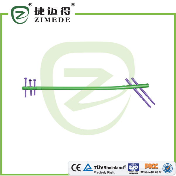 Locking Nail System/ Multi-fix Femoral intramedullary nail/ orthopedic implant supplier China