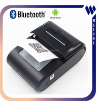 Battery Powered Thermal Bluetooth Mini Portable Printer compatible with Android