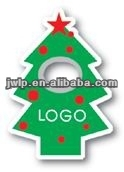 Hot design Christmas tree shape bottle opener