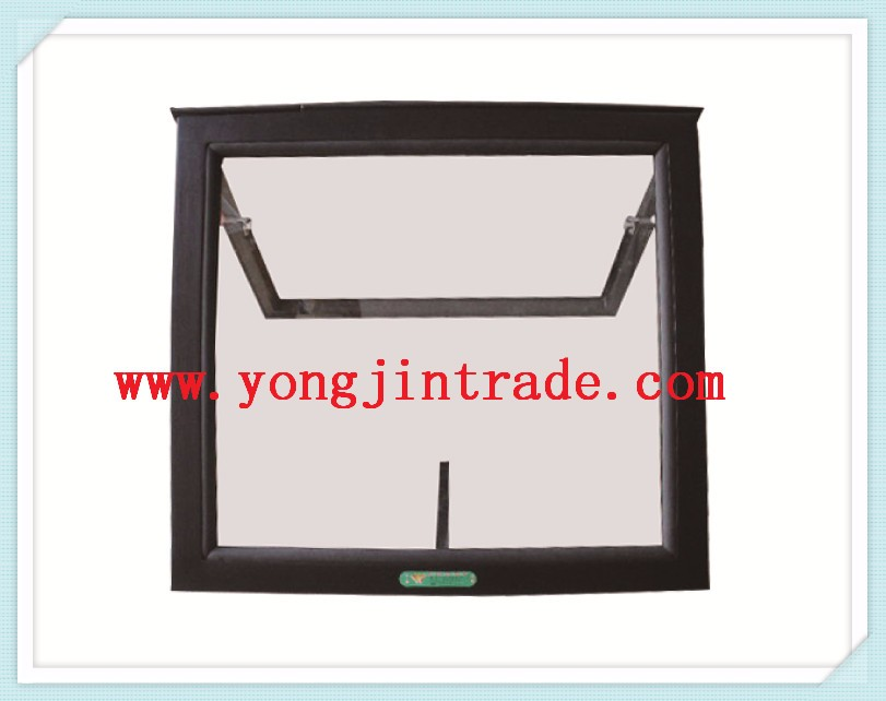 side sliding glass windows for commercial vehicle and bus