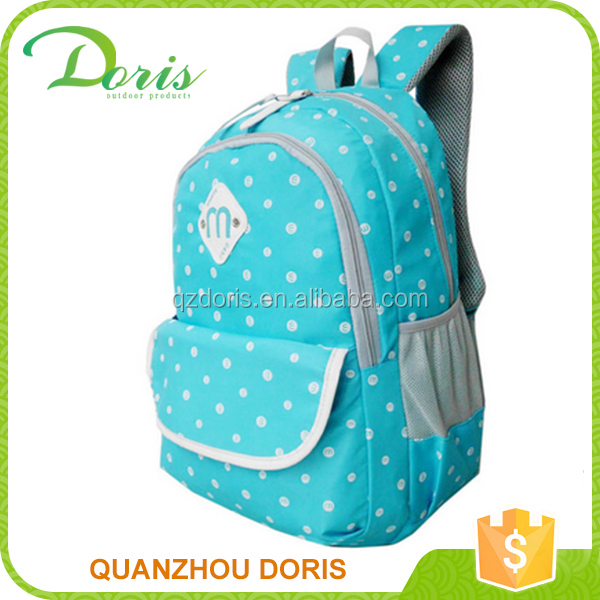 outdoor Korean top quality brand school bag