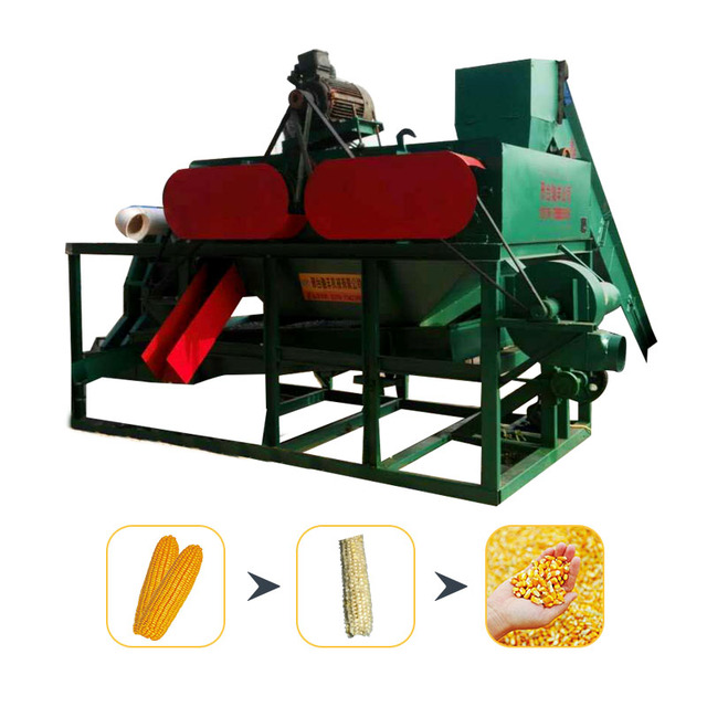 Agricultural Farm Corn Shelling Machinery Maize Thresher