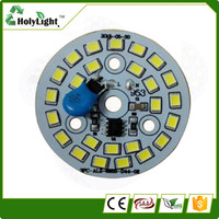 2016 Bulk wholesale led injection module 6w round pcb board for christmas decoration bulb