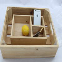 No Foldable and Wooden recycled wood Material wooden fruit crates