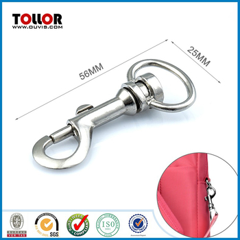 High-grade Metal Lobster Claw Snap Hook for Bag