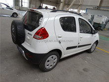 solar right hand drive chinese new electric smart car