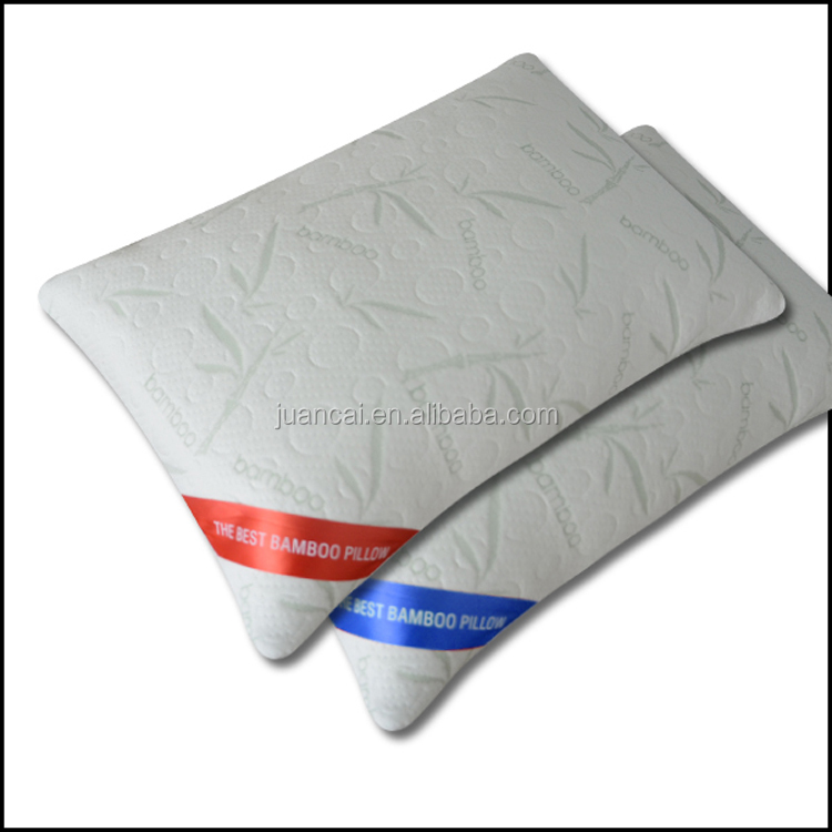 Comfort Shredded Bamboo Memory Foam Pillow