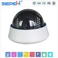 Design best sell FTP ip speed dome camera 1.0 mega pixels